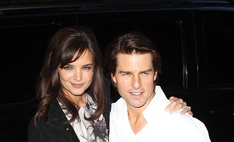 Tom Cruise-Katie Holmes Divorce: SETTLED!