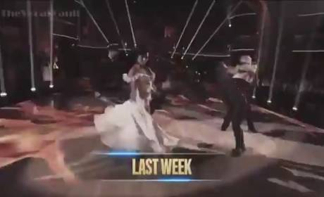 Andy Dick - Dancing With the Stars Week 6