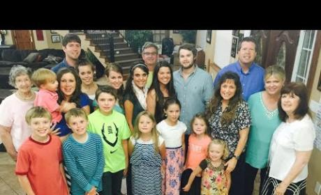 Josh Duggar: Visited, Encouraged in Rehab By Some Family Members