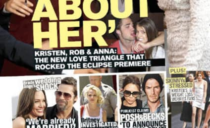 Kristen Stewart and Robert Pattinson: At War or On a Date?