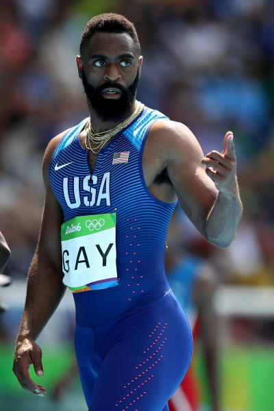 Tyson Gay Loses Teenage Daughter to Gun Violence - The ...