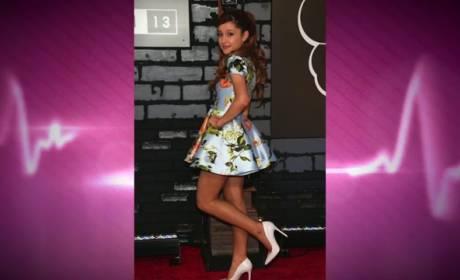 Ariana Grande: Bullied on Grammys Red Carpet!