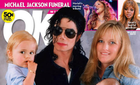 Celebrity Gossip Mag Slightly Exaggerates Debbie Rowe Story