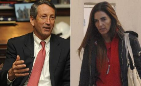 Mark Sanford and Maria Belen Chapur: Engaged!