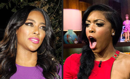 Kenya Moore 911 Call: I've Been Assaulted! By Porsha Williams!