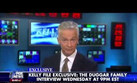 Megyn Kelly Duggar Interview Preview