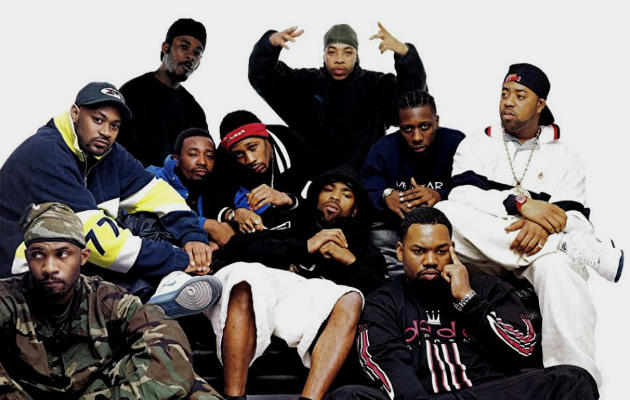 The Wu-Tang Clan