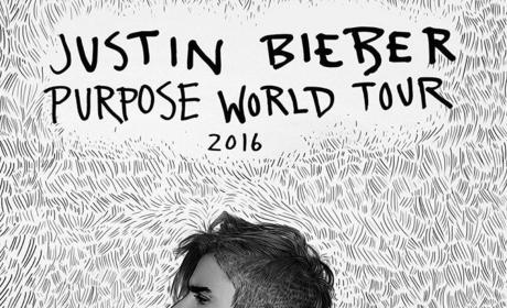 Justin Bieber Tour Graphic
