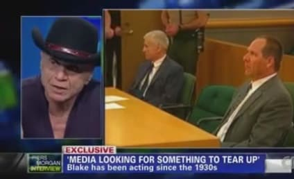 Robert Blake Goes Off on Piers Morgan After Being Grilled on Possibly Killing Wife