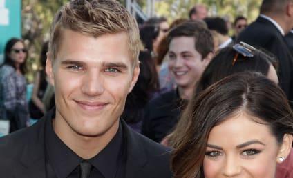 Chris Zylka and Lucy Hale Split, Actor Tweets Bitterness Toward Ex