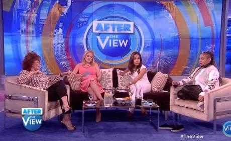 Kim Kardashian Naked: The View Debates!