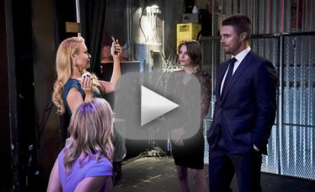 Arrow Season 4 Episode 14 Recap: A Secret Uncovered