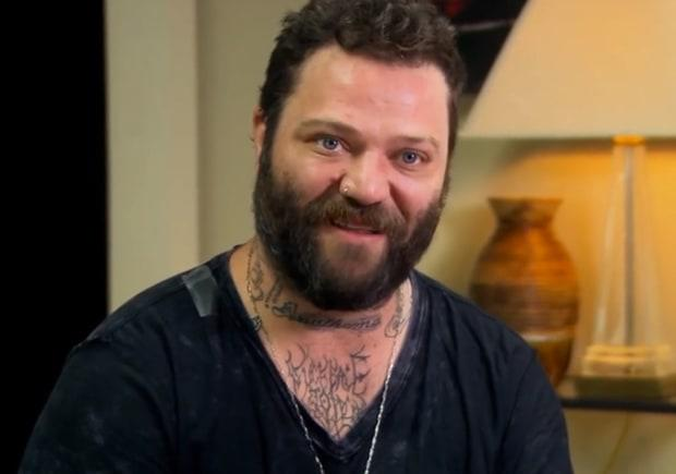 bam margera gets sober buddies up to michael lohan on