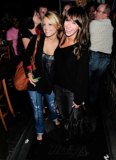 Ali Fedotowsky and Jennifer Love Hewitt