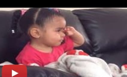 Little Girl Brought to Tears Watching The Lion King: See Her Precious Reaction!