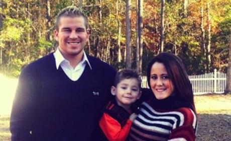Jenelle, Nathan and Jace Photo