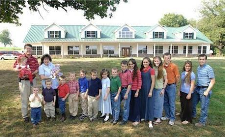 Duggar Family Putting Youngest Child at Risk With Three-Week TLC Shoot?