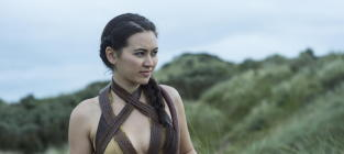 Nymeria Sand: Cute But Deadly