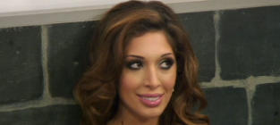 Farrah Abraham Attacks Housemate on UK's Celebrity Big Brother, Reveals Awfulness to Whole New Continent