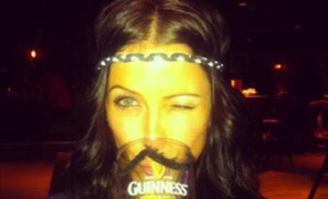 Kaitlyn Bristowe Drinking