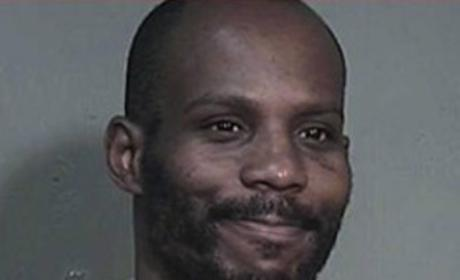 DMX Arrested Again, Mug Shot Collection Grows