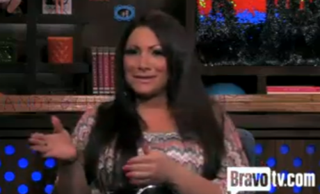 Deena Cortese on Watch What Happens Live