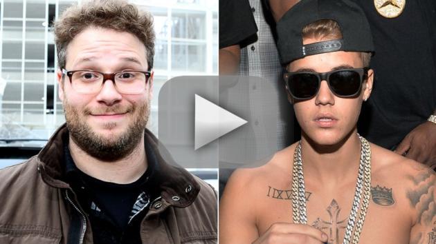 Seth Rogen REALLY Hates Justin Bieber