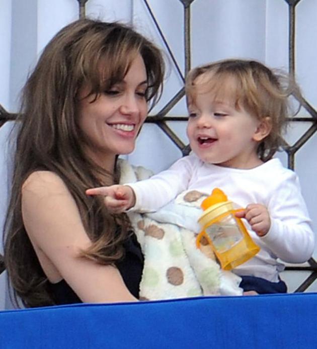 Angelina and Knox