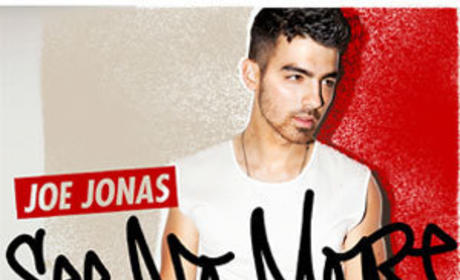 Joe Jonas Cover Art