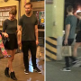 Taylor Swift and Calvin Harris: Shopping at Whole Foods in Matching Shirts! Totally Dating, Right?!