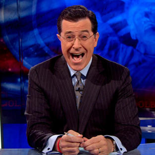 Colbert Report Picture