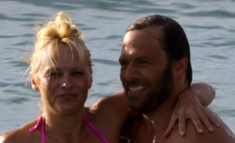 Pamela Anderson and Rick Salomon: Back Together?