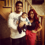 Snooki Family Photo