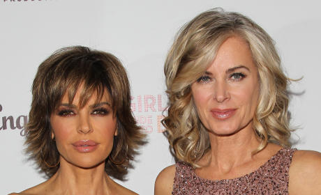 Lisa Rinna, Eileen Davidson Photo