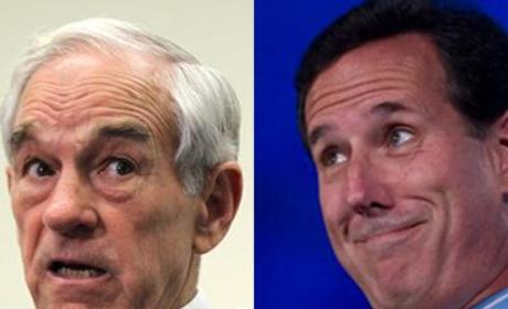 Nephew of Rick Santorum: Vote Ron Paul!