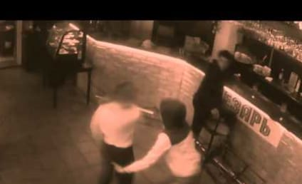 Waitress DECKS Disgusting Customer: Is This Video Real?!?