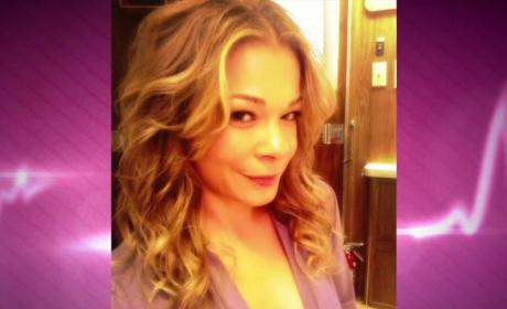 LeAnn Rimes Twitter Rant: Star Slams Brandi Glanville For Kind of No Reason