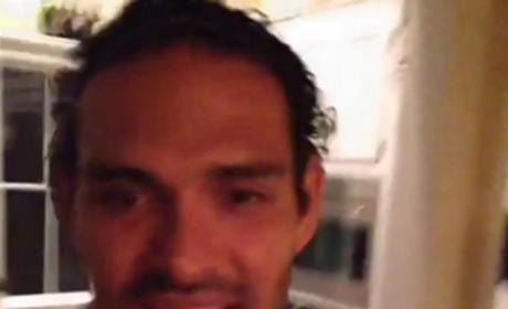Mark Sanchez Shirtless