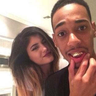 Lil Za and Kylie Jenner