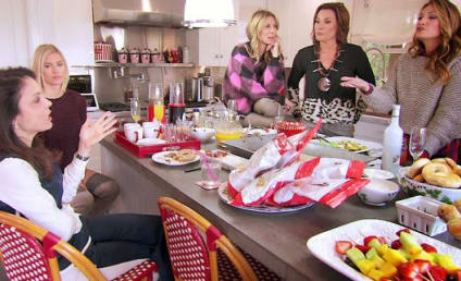 The Real Housewives of New York City Season 7 Episode 3 Recap: Battle of the Brunch