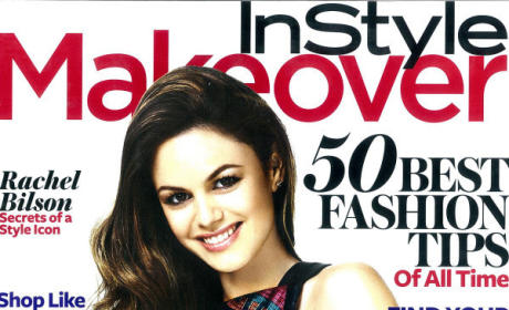 Rachel Bilson Looks Amazing, Talks Movies