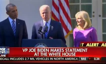 Joe Biden: NOT Running For President in 2016!
