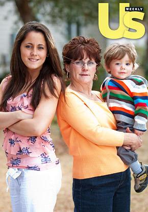 Jenelle Evans, Family