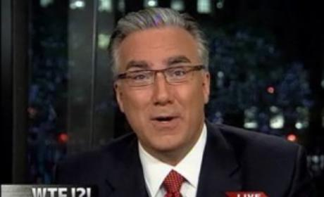 Keith Olbermann on Carrie Prejean