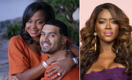 "Kenya Moore: Phaedra Parks ""Cold, Stoic, Condescending"" to Apollo Nida!"