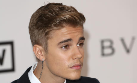 Justin Bieber to Yovanna Ventura: You're Hot!
