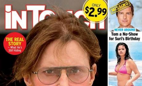 Bruce Jenner: Suicide Watch?