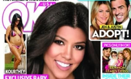 Kourtney Kardashian Konfirms Gender of Impending Child