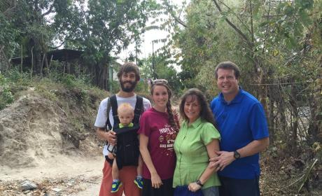 Jim Bob and Michelle Duggar Visit the Dillards in El Salvador: Is Jill at Risk??