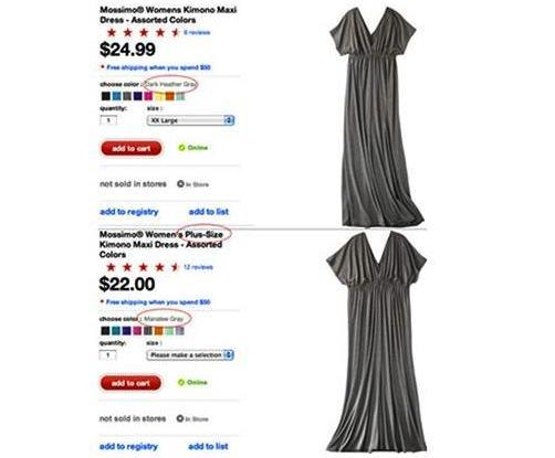 Target Dress Pic
